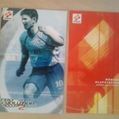 Manual - Pro Evolution Soccer 2 - Playstation PS2 ( GameLand )