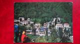 Vedere - Carte postala - Slanic Moldova