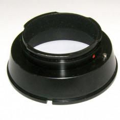 Adaptor montura Canon filet interior 43mm