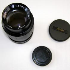 Obiectiv Porst 135mm 1:3.5 montura M42 - Obiective RF (RangeFinder)