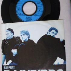Rainbirds - Blueprint (1987, Mercury) vinil single 7