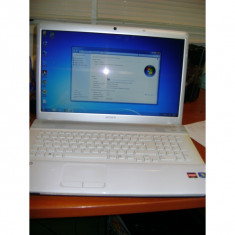 Laptop second hand Sony Vaio VPCEF4E1E PCG-71511M - Laptop Sony, AMD Athlon II, Diagonala ecran: 17, 4 GB, 160 GB