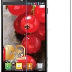 Folie LG Optimus L5 II Dual E455 Transparenta - Folie de protectie LG, Lucioasa