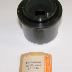 Adaptor microscop Zeiss Ikon Icarex 20.1646 - Adaptor aparat foto