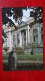 Vedere - Carte postala - Oradea - Muzeul regional, Circulata, Printata
