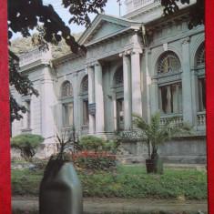 Vedere - Carte postala - Oradea - Muzeul regional - Carte Postala Crisana dupa 1918, Circulata, Printata