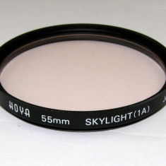 Filtru Skylight Hoya 1A 55mm - Filtru foto