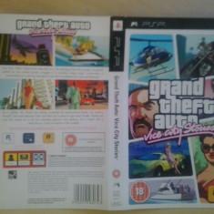 Coperta - Grand Theft Auto Vice City Stories GTA - PSP ( GameLand )