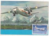 % ilustrata maxima -ZIUA AVIATIEI 1983 Antonov AN-24