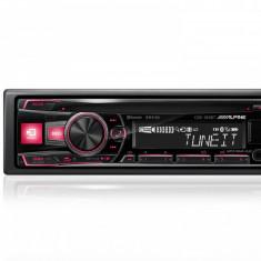 Radio CD Auto Alpine CDE-183BT