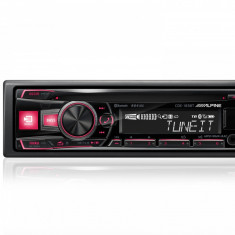 Radio CD Auto Alpine CDE-183BT - CD Player MP3 auto
