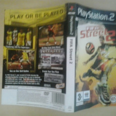 Coperta - FIFA Street 2 - PlayStation PS2 ( GameLand )