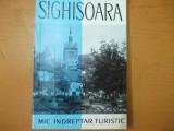 Sighisoara mic indreptar turistic Bucuresti 1965