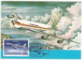 % ilustrata maxima -ZIUA AVIATIEI 1983 Boeing 707