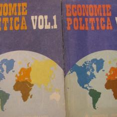Economie Politica de Vasile C. Nechita - Carte Economie Politica