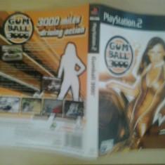 Coperta - Gumball 3000 - Playstation PS2 ( GameLand )