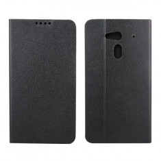 Husa Acer Liquid Z5 Flip Case Black - Husa Telefon Acer, Negru, Piele Ecologica, Cu clapeta, Toc