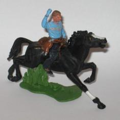 Britains - Figurina Cal + Cowboy - Miniatura Figurina