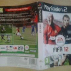 Coperta - FIFA 12 - PlayStation PS2 ( GameLand )