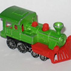 Majorette - Locomotiva, Locomotive