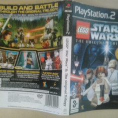 Coperta - LEGO Star Wars The video game - Playstation PS2 (GameLand)