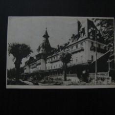 Carte postala - Vedere din Calimanesti / Calimanesti (anii 60), Circulata, Fotografie