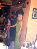 Rochie verde de seara marimea 40 EU 38 UK12, Maxi