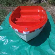 Barca 3 persoane fibra de sticla - Barca fara motor