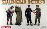 + Kit figurine 1/35 Dragon 6343 - Stalingrad inferno  +