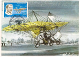 % ilustrata maxima -75 de ani de la primul zbor cu mijloace proprii, Europa