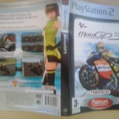 Coperta - Moto GP3 PLATINUM - Playstation PS2 ( GameLand )