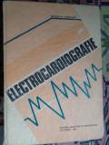 Electrocardiografie an 1981/ 240pagini- Georgeta Scripcaru