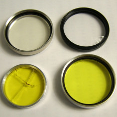 Lot filtre colorate / skylight cu probleme - Filtru foto