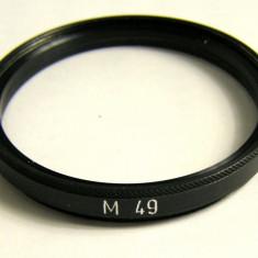 Filtru marire x2 montura filet 49mm - Filtru foto