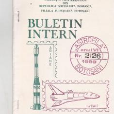 Bnk fil Astrofila - Buletin intern nr 2/1989