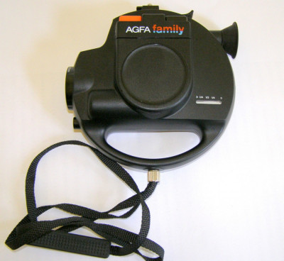 Vintage Agfa Moviematic C100 Family Super 8 foto