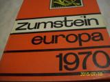 Catalog de timbre- zumstein- 1970