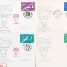 Bnk fil Expozitia filatelica aeroclubul moldova Iasi - 50 ani activitate