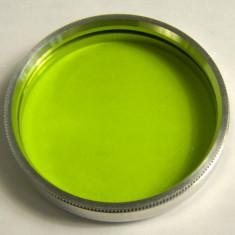 Filtru verde montura 40.5 mm - Filtru foto