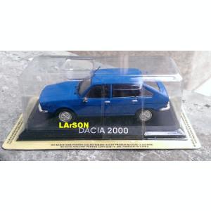 Macheta Dacia 2000 - DeAgostini Masini de Legenda 1/43