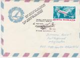 Bnk fil TAROM primul zbor Boeing 707 Bucuresti Berlin
