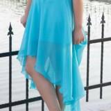 Rochii de vanzare - Rochie de seara, Marime: 38, Culoare: Bleu