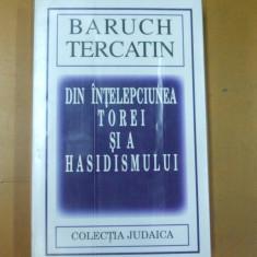 Din intelepciunea Torei si a hasidismului Bucuresti 2000 - Carti Iudaism