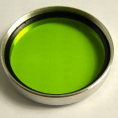 Filtru galben / verde montura 49mm - Filtru foto