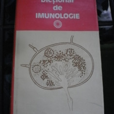 DICTIONAR DE IMUNOLOGIE