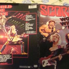 Disc vinil LP dublu - Scorpions - World Wide Live - Muzica Pop Altele
