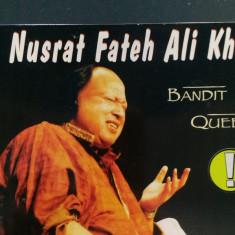 Nusrat Fateh Ali Khan Bandit Queen - Muzica Religioasa, CD