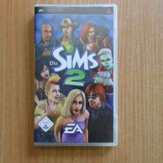 Joc psp 1004 Die Sims 2