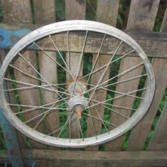 Roata spate tip Pegas din aliaj - Piesa bicicleta