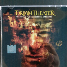 Dream Theater Metropolis part 2 Scenes from a memory - Muzica Rock warner, CD
